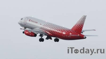 У самолета, летевшего из Москвы в Белгород, отказал датчик - 03.09.2021