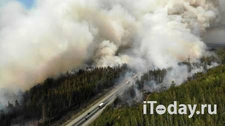 В России за сутки потушили 66 природных пожаров - 05.09.2021