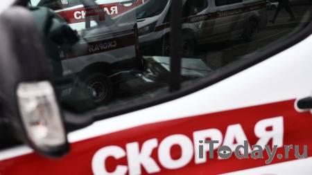 На Митинской улице в Москве грузовик сбил женщину с коляской - 05.09.2021