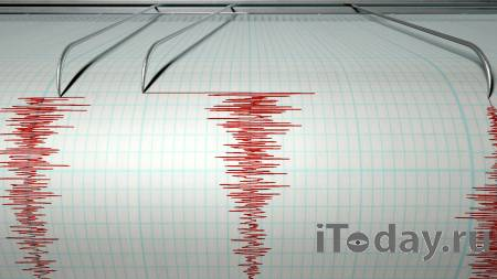 У острова Беринга произошло землетрясение магнитудой 5,4 - 08.09.2021