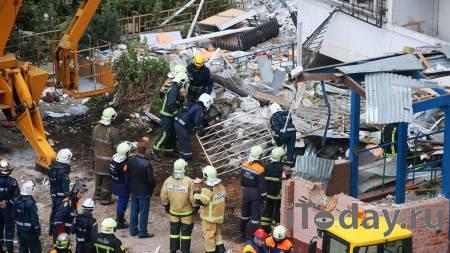 В Ногинске из-под завалов достали тело третьего погибшего - 08.09.2021