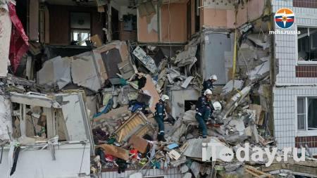 В Ногинске из-под завалов достали тело девочки - 08.09.2021