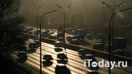На МКАД потушили загоревшийся автомобиль - 09.09.2021