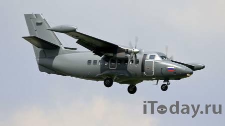 Источник: санавиация не может вылететь к месту падения L-410 из-за тумана - 12.09.2021