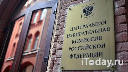 В ЦИК назвали число заявок на дистанционное голосование - 13.09.2021