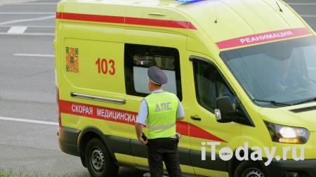В Москве автомобиль задавил таксиста, попавшего в ДТП - 15.09.2021