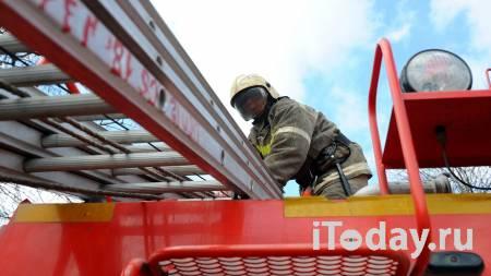 В Кемерово загорелось общежитие - 15.09.2021