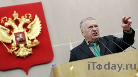Жириновский пообещал обратиться в прокуратуру в случае нарушений на выборах - 15.09.2021