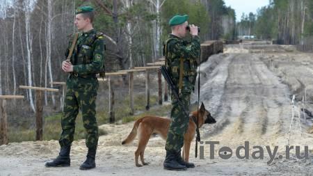 Белорусский пограничный знак обстреляли с территории Украины - 15.09.2021