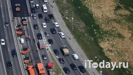 На трассе в Подмосковье водители устроили вооруженный конфликт
