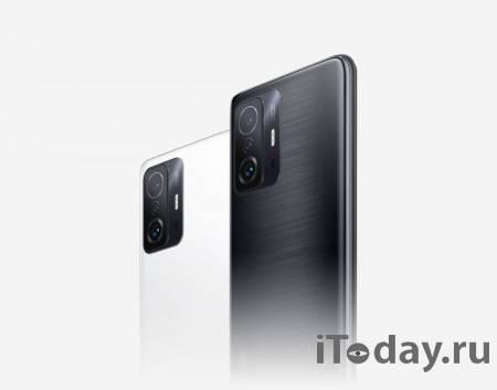 Быстрый обзор Xiaomi11T и 11TPro
