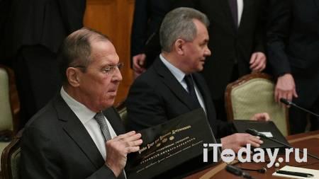 Эксперт оценил вероятность ухода Лаврова и Шойгу в Госдуму - 21.09.2021