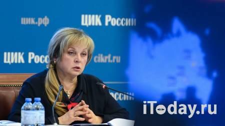 ЦИК обязал освободить от должности глав двух петербургских теризбиркомов