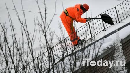 Суд вынес приговор виновному в падении с крыши льда и снега на ребенка
