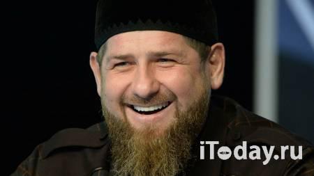 Кадыров со смехом озвучил Путину результаты на выборах в Чечне - 25.09.2021