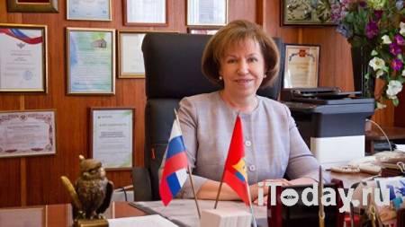 Людмила Скаковская стала сенатором от правительства Тверской области - 25.09.2021