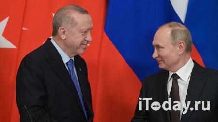 У Путина и Эрдогана доверительные рабочие отношения, заявил Песков - 26.09.2021
