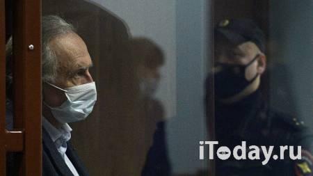 Историк Соколов не сдержал слез на суде