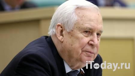 Экс-премьер СССР Рыжков останется на посту сенатора - 27.09.2021