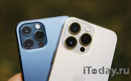 Гид покупателя. Сравниваем Apple iPhone12Pro и iPhone13Pro