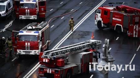 Пожар в строящемся здании на юго-западе Москвы потушен - Недвижимость 13.10.2021