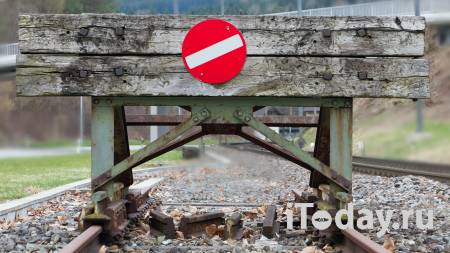 В Татарстане украли часть железной дороги