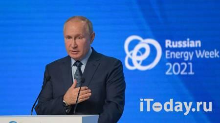 Навальный находится в колонии за уголовные преступления, заявил Путин - 13.10.2021