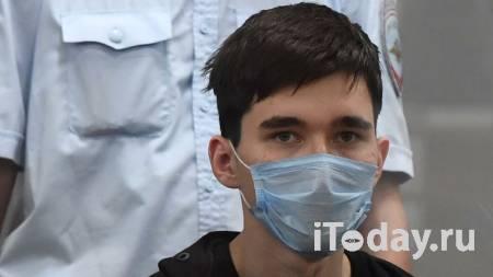 Галявиева поместили обратно в СИЗО в Петербурге после экспертизы - 14.10.2021