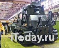 В Челябинске начали выпуск бронированных тракторов