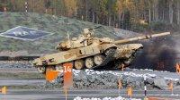 Опубликовано видео испытаний новейшего танка Т-90М