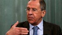 Лавров резко ответил на вопрос журналистов о Сирии