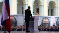 """Путин назвал срок спуска на воду подводной лодки с """"Посейдоном"""""""