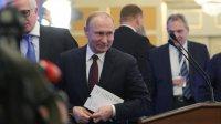 Бизнес обсудил на закрытой встрече с Путиным Курилы вместо Калви