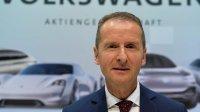 Глава Volkswagen извинился за нацистский лозунг