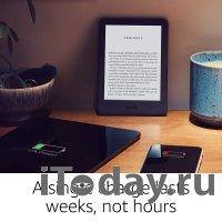 Бюджетный Kindle получил подсветку экрана