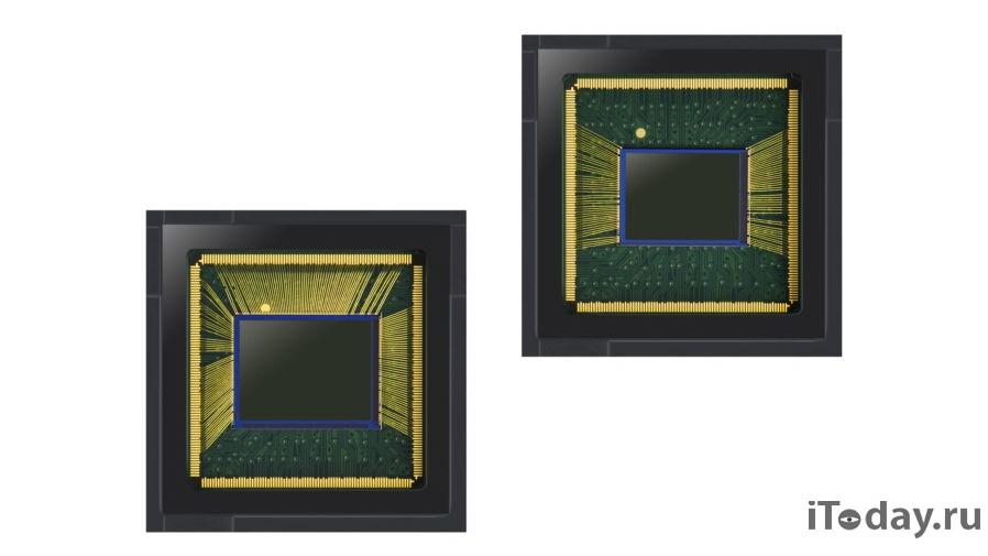 Samsung анонсировала 64 МП сенсор для смартфонов