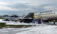 Второй пилот SSJ 100 вернулся вгорящий самолет