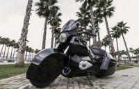Начались испытания нового российского мотоцикла