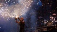 Лидер Rammstein сломал челюсть поклоннику, пишут СМИ
