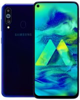 Samsung официально представила смартфон Galaxy M40
