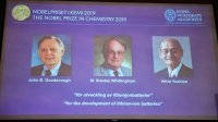 Мир наподзарядке: в чем суть Нобелевской премии похимии