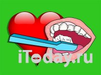 Частую чистку зубов связали с лучшим здоровьем сердца